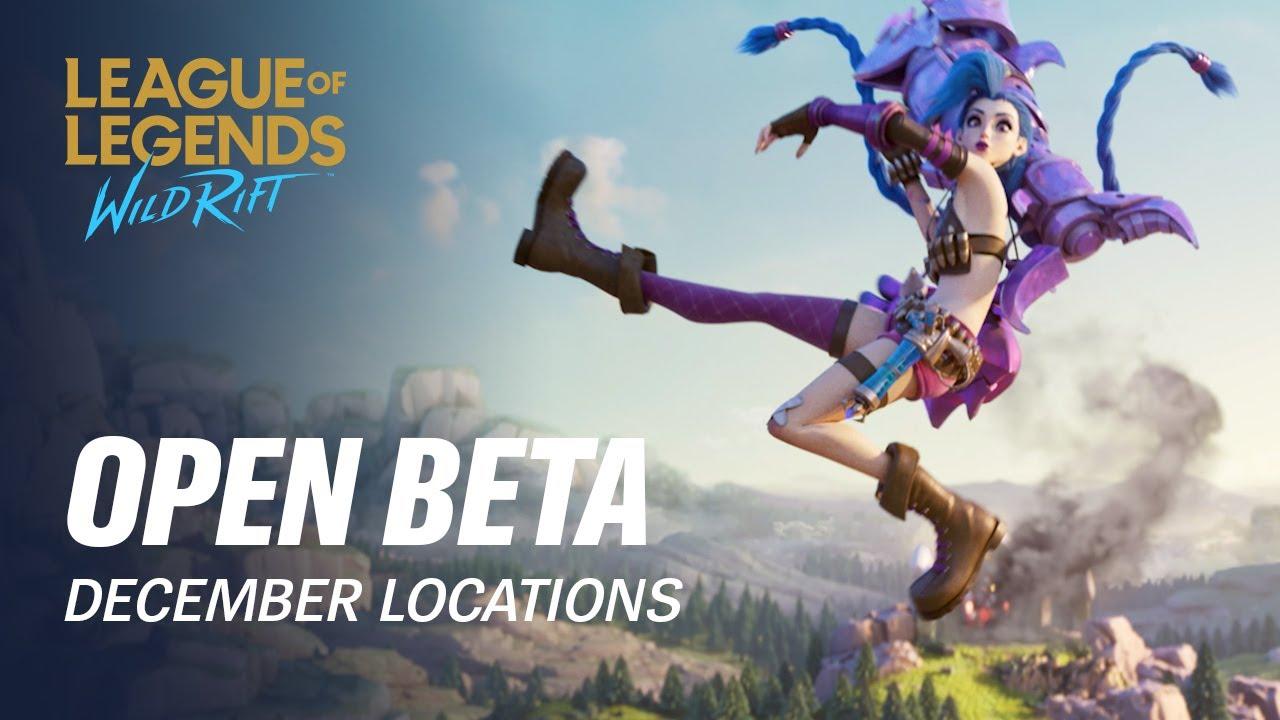 Wild Rift Open Beta